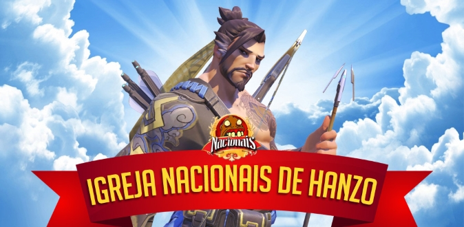 Overwatch: в Бразилии зарегистрирована официальная Церковь Хандзо