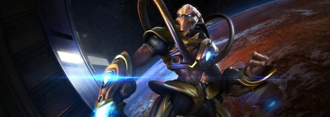StarCraft Remastered: датамайн — портреты армии протоссов
