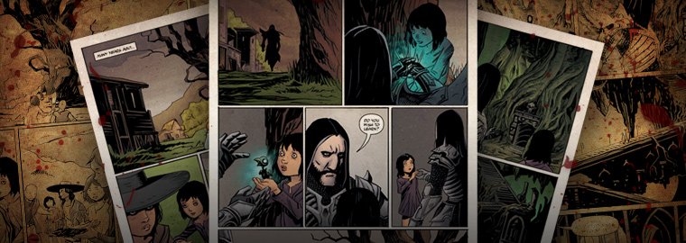 Diablo III: комикс «Избранная»