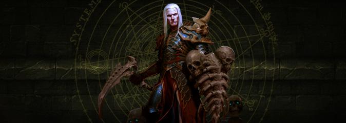 Diablo III: выиграй комплект Возвращение некроманта