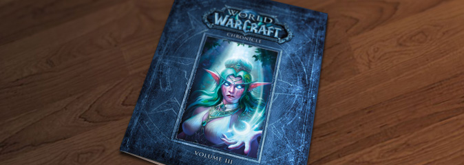 World of Warcraft: Chronicle - иллюстрации из третьего тома