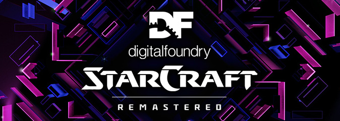 StarCraft Remastered: сравнение с оригиналом от Digital Foundry