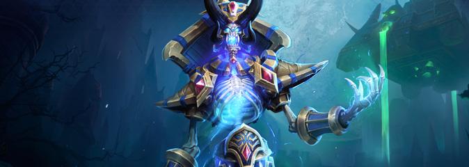 Heroes of the Storm: список изменений обновления от 06.09.17