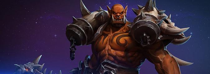 Heroes of the Storm: список изменений обновления от 09.08.17