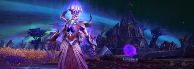 World of Warcraft: обзор обновления 7.3 — подземелье Престол Триумвирата