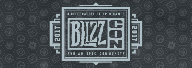 BlizzCon 2017: подарки для посетителей