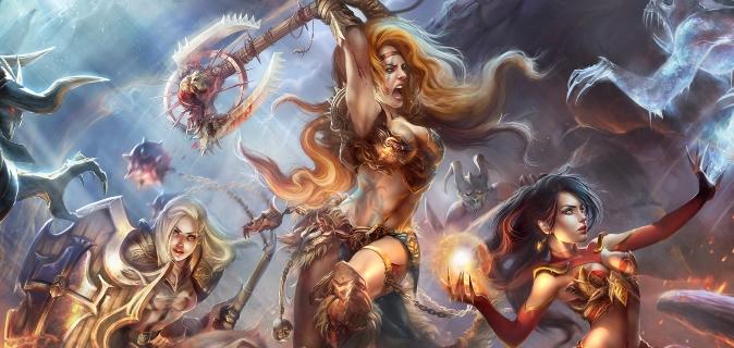 Diablo III: Дон Ву про комплекты варвара и следующее обновление PTR 2.6.1