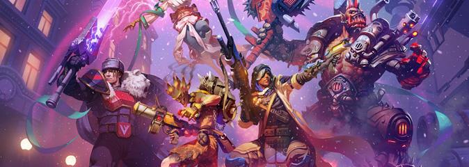 Heroes of the Storm: новые герои и поле боя