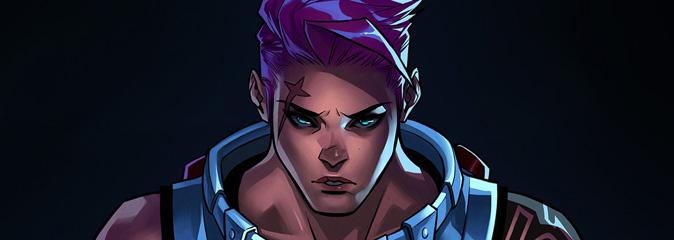 Overwatch: электронный комикс «Поиски»