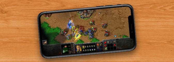 Blizzard работают над MMORTS для мобильных платформ