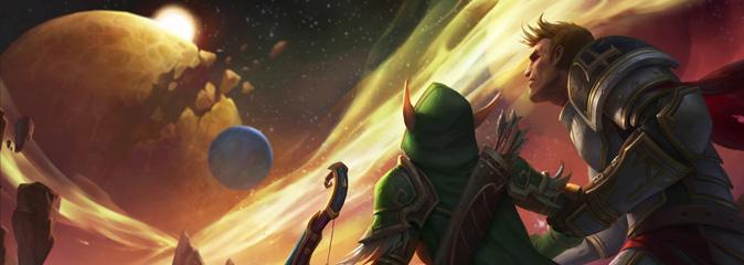 World of Warcraft: аудиодрама «Тысяча лет войны»