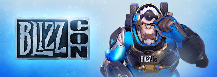 BlizzCon 2017: внутриигровые сувениры
