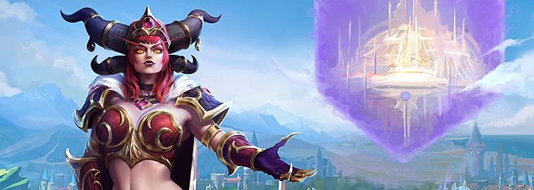 Heroes of the Storm: список изменений обновления от 15.11.17