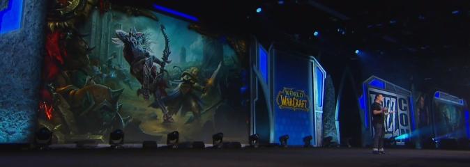 World of Warcraft: BlizzCon 2017 - планы на будущее