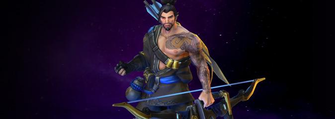 Heroes of the Storm: новый герой — Хандзо
