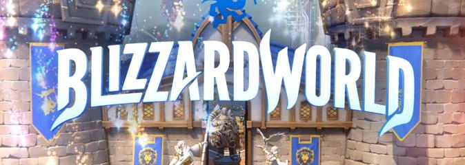 Overwatch: новая карта —  «Blizzard World» и тематические облики