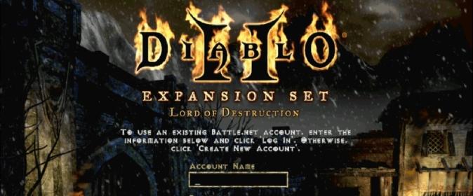 Blizzard работают над модернизацией сетевой инфраструктуры Diablo II