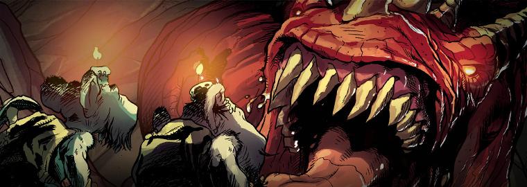 Hearthstone: электронный комикс «Шаткая ситуация»