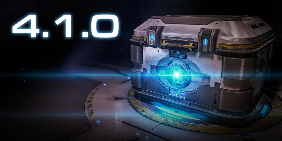 StarCraft II: список изменений обновления 4.1.0