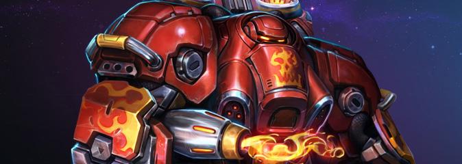 Heroes of the Storm: список изменений обновления от 24.01.18