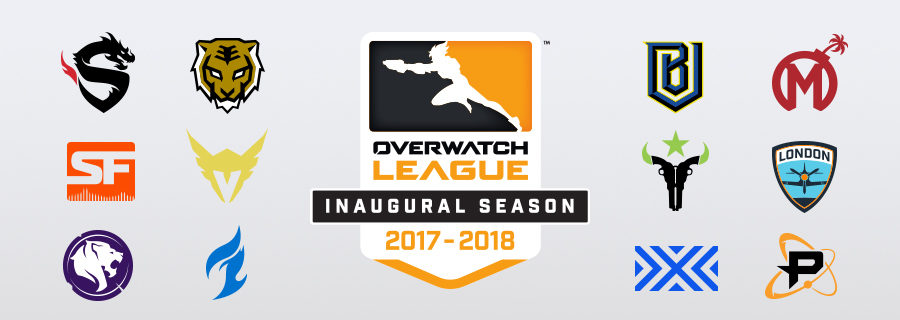 Overwatch League: стартует 1-й сезон