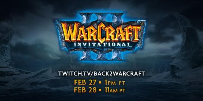 27-28 февраля пройдет Warcraft III Invitational