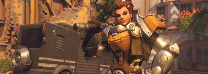 Overwatch: новый герой — Бригитта