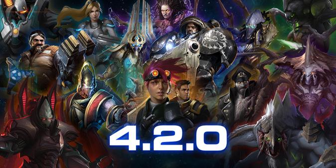 StarCraft II: список изменений обновления 4.2.0