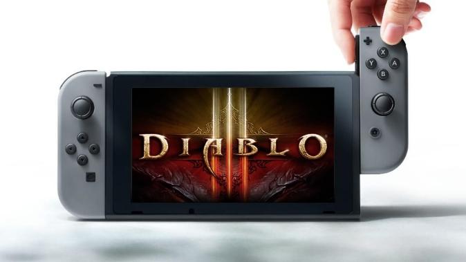 Утечка анонса Diablo III для Nintendo Switch