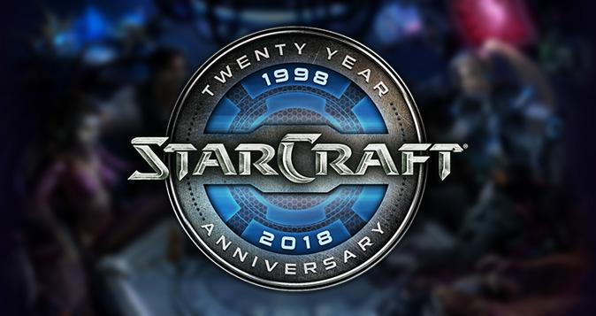 StarCraft: празднование 20-летия франшизы