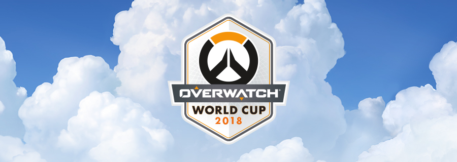 Overwatch World Cup 2018 на BlizzCon