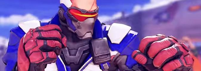 Мастерская сообщества: герои Overwatch в Street Fighter V