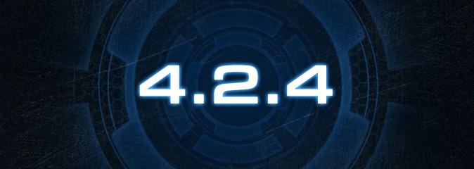 StarCraft II: список изменений обновления 4.2.4
