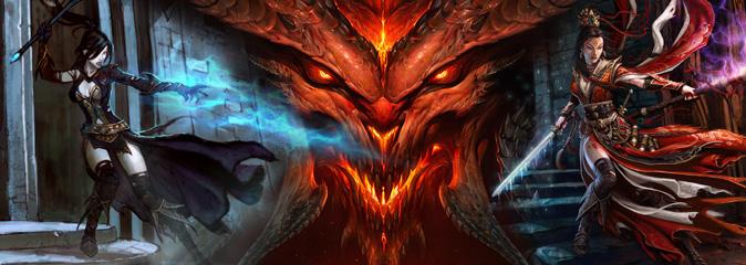 Мастерская Blizzard: Вэй Ван про концепт-арты Diablo III