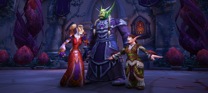 World of Warcraft: Новые маленькие праздники в 2018 году!