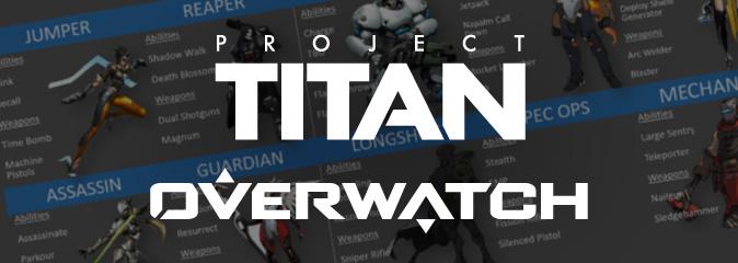 Overwatch: разработчики рассказали PlayStation.Blog историю создания игры