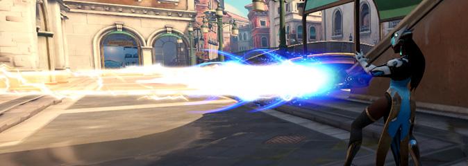 Overwatch: Джефф Гудман рассказал про изменения Симметры
