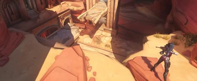 Overwatch: первый официальный взгляд на поле боя «Петра»