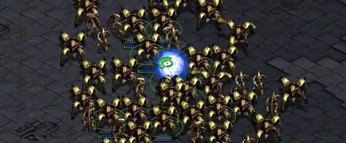 В оригинальном StarCraft нашли новый прием за протоссов