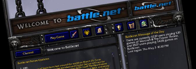Warcraft III: началось тестирование новой логики системы подбора оппонентов