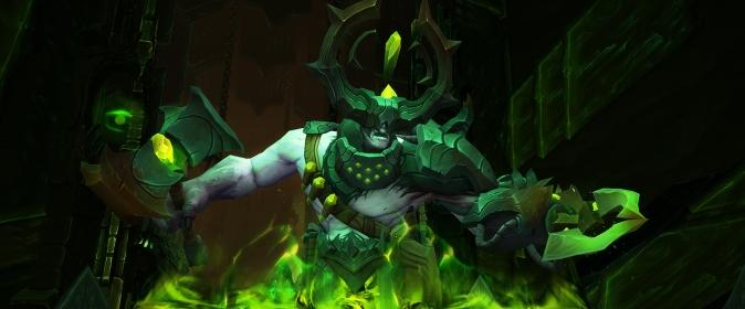 World of Warcraft: паладин в одиночку победил Кин'гарота за 7 часов