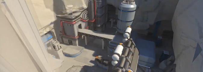 Мастерская Blizzard: видео о создании поля боя «Пост наблюдения: Гибралтар»