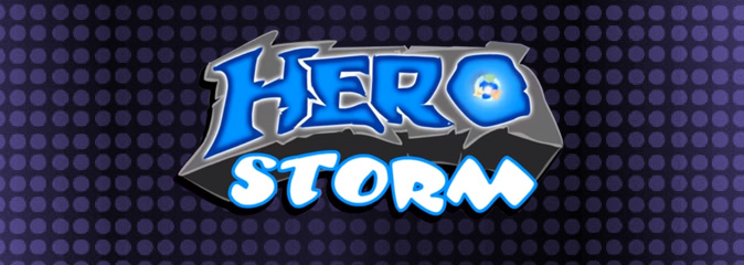Анимационный сериал HeroStorm от Carbot Animations