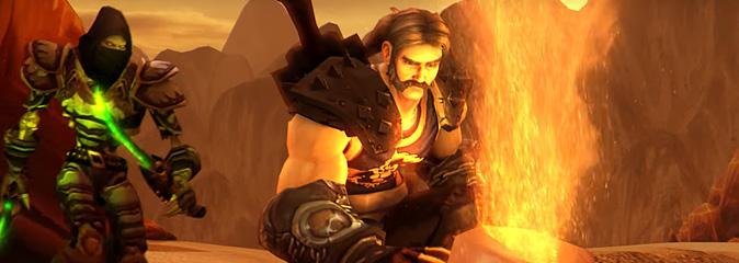 Мастерская сообщества: машинима «World of Warcraft Extinction»