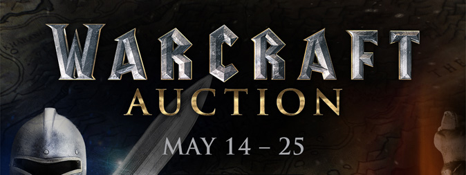 Реквизит фильма «Варкрафт» распродадут на онлайн-аукционе