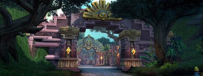 World of Warcraft: путеводитель по Зулдазару