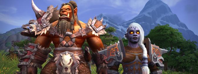 World of Warcraft: обзор орков маг'харов и дворфов из клана Черного Железа
