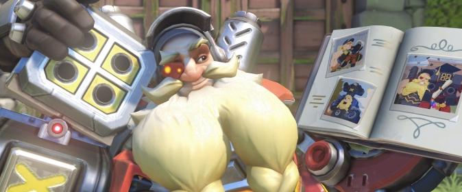 Blizzard хочет запатентовать «Лучший момент матча» в Overwatch