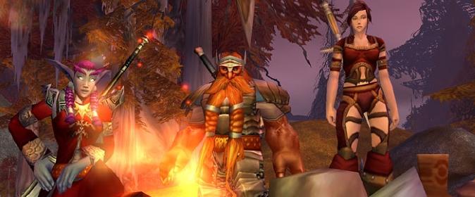 В World of Warcraft Classic будет использоваться старая графика