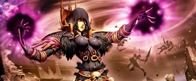 World of Warcraft: Battle for Azeroth - изменения чернокнижников «Колдовства»